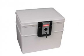 First Alert 2040F Fire and Water Media Chest