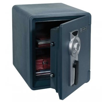 First Alert 2087f Fire Water And Theft Combination Safe
