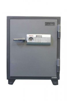 First Alert 3.12 Cu. Ft. Fire Theft Digital Safe 2700DF
