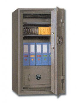 Double Safe : Cobalt SIS-350 12.7 Cu Ft Fireproof Double Safe