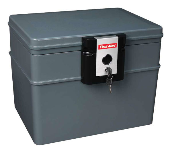 First Alert 2037F Fire and Water Protector File Chest