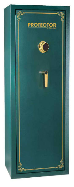 First Alert 6740F Fire Resistant Executive Gun Safe