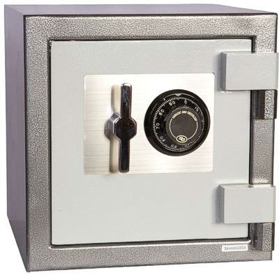 Home Combination B-Rated Cash Safe B1414C, 1.2 Qu. Ft.