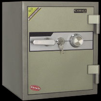 Small Office Safe 2 Hour Fire Rated BS-610C