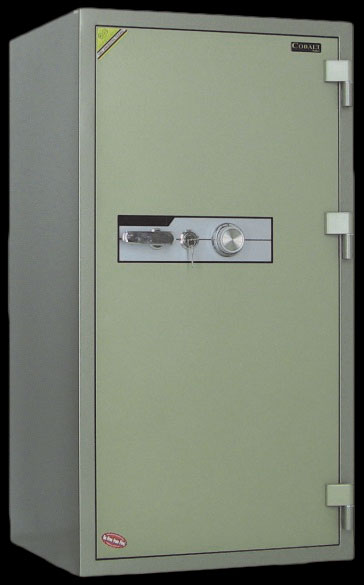 Fire Rated Large Office Safe with Shelves BS-1700C 11 C.F.