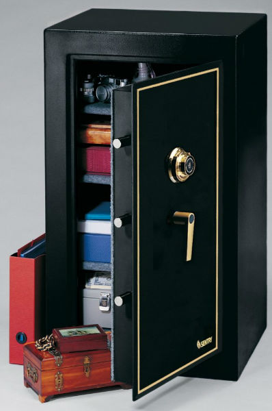 Sentry® D888 6.1 cu. ft. Executive Safe