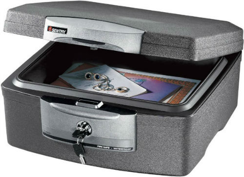 Sentry® F2300 Fire-Safe Waterproof Chest