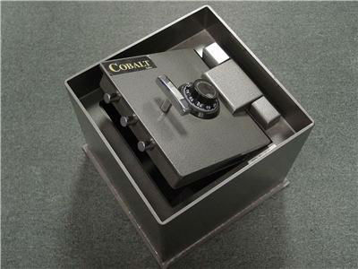 In-Floor safes: 1.25 CF Cobalt FS-B1 Under Ground in-Floor Safe