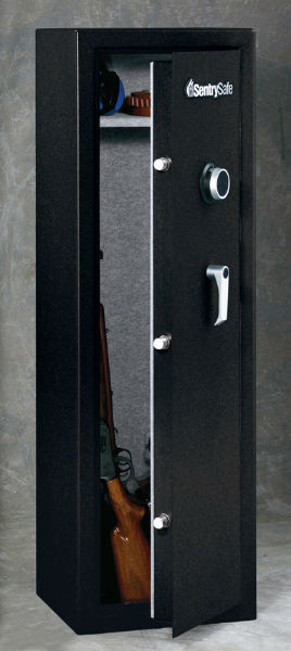 Sentry 10 Gun Combination Lock Safe G1055C