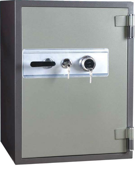 HS-75 2 Hours Fireproof Office Safe 1.7 Cubic Foot with 2 locks