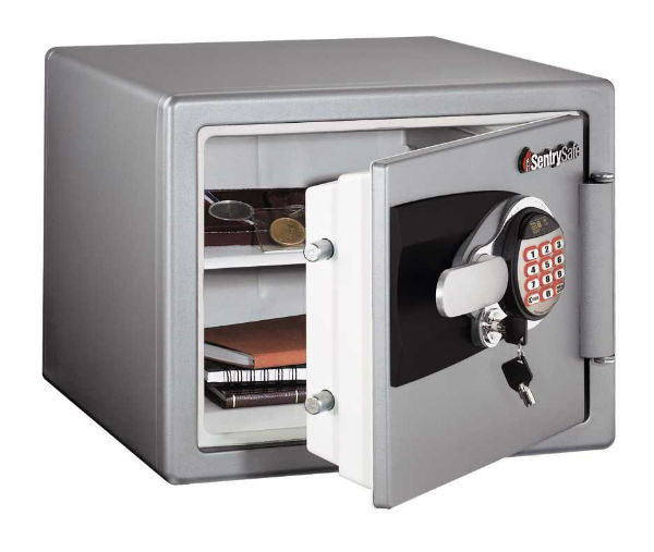 Sentry® OS0810 Small Fire-Safe Electronic Safe