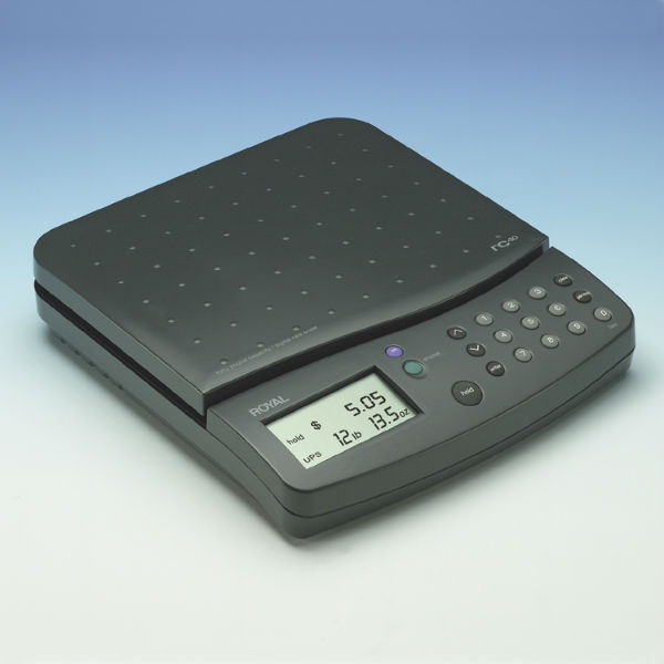 Royal RC40 Rate-Calculating Digital Shipping Scale