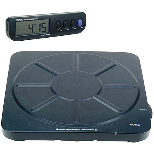 Royal® 400 lb. Wireless Shipping Scale with Remote
