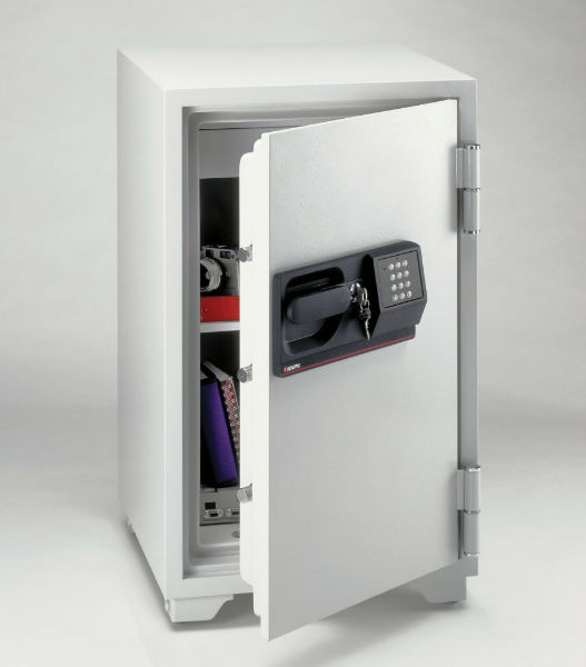 Sentry® S6770 3 cf Fire-Safe Digital Commercial Safe
