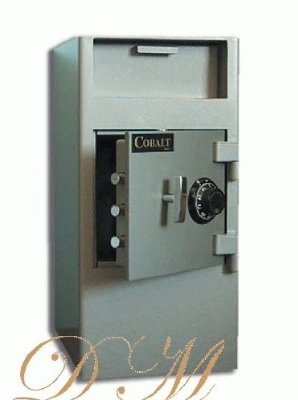 Front Depository Drop Safe w Hopper Over 2 Cu Ft Cobalt SDS-02C