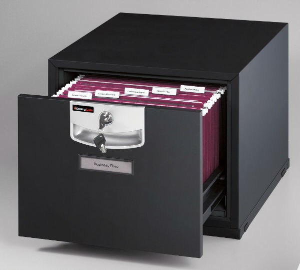 Sentry® U2101 Fire-Safe Professional Stackable File