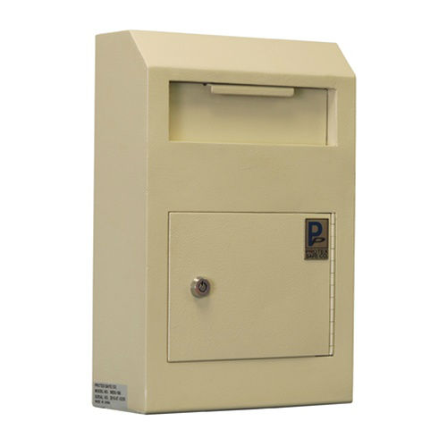 Wall-Mount Locking, Payment Drop Box WDS-150
