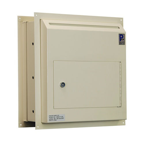 WDS-311-DD Protex Through-The-Wall Drop Box w/ Dual Doors