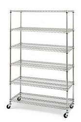 Commercial-Industrial Shelving-Shelf Rack Storage