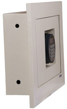 In Wall safe Hollon Wall Safe WS-1014E - Click Image to Close